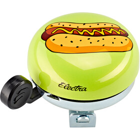 Electra Domed Ringer Sonnette de vélo, hot dog